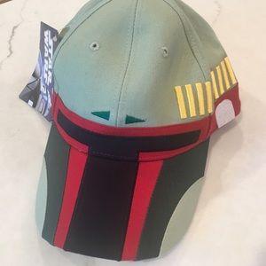NWT Star Wars Boba Fett Baseball Cap